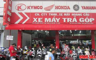 Mẫu bảng hiệu cho các cửa hàng xe máy