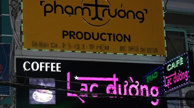 bảng hiệu quán cafe độc đáo nhất